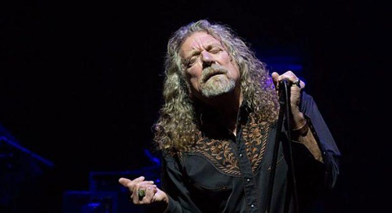 Robert Plant in Georgia