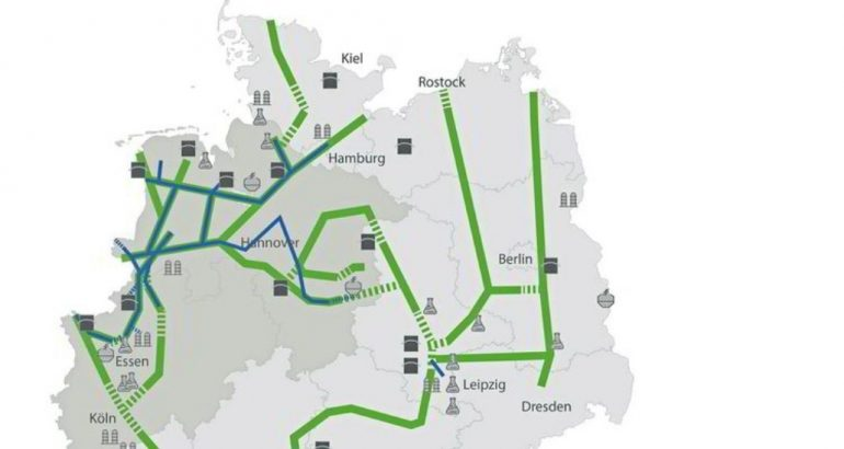 გერმანიაში წყალბადის ენერგიის ქსელის უმსხვილესი პროექტის განხორციელებას აპირებენ