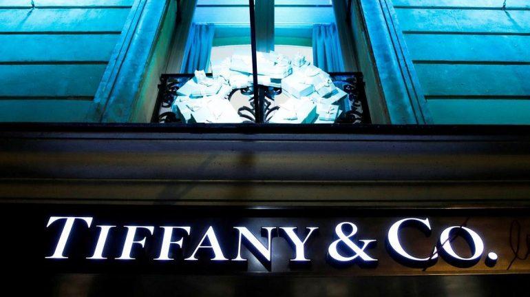 Tiffany-ის გაყიდვები საშობაოდ გაიზარდა