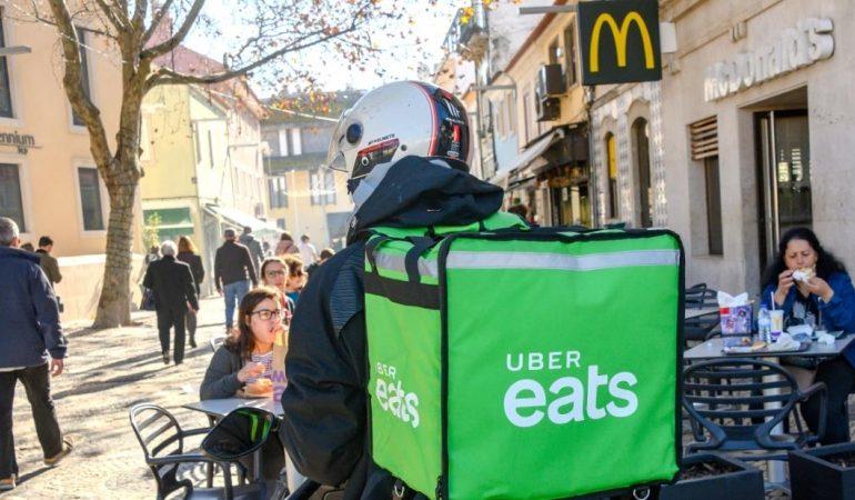 Uber-ი ბრიტანეთში McDonald's-ის საკვების მიწოდების სერვისზე მონოპოლიას კარგავს