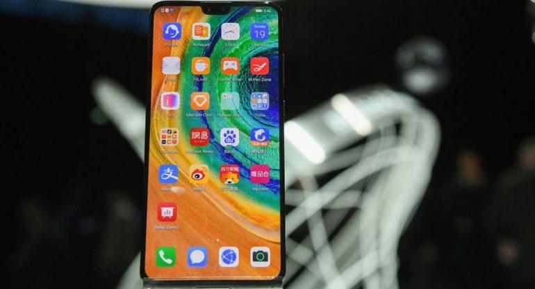 Huawei-ის სმარტფონების გაყიდვები მზარდი მხოლოდ ჩინეთში რჩება