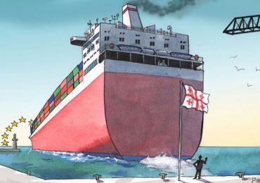 Shrinking the Black Sea