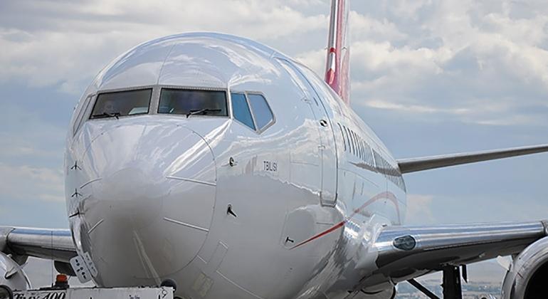 Gürcistan havayolu pazarında ilk on havayolu şirketleri