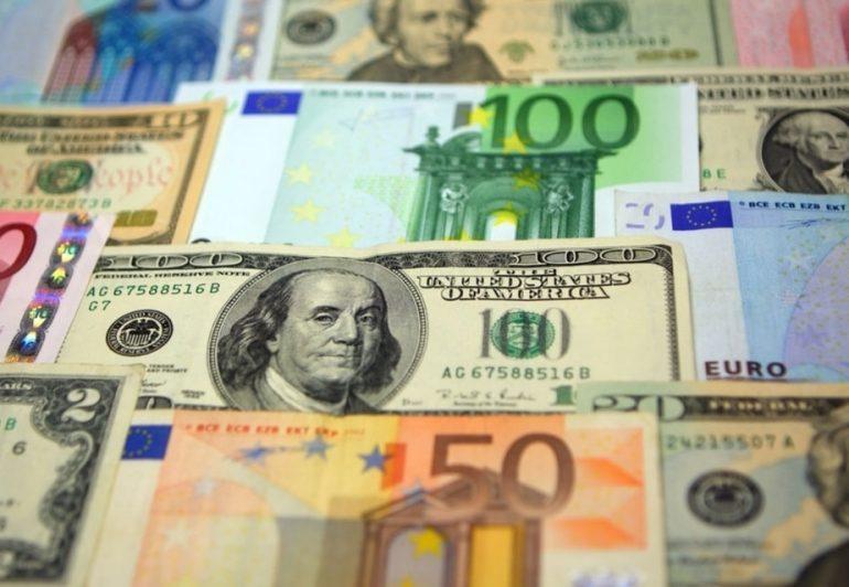 Weakest currencies against USD