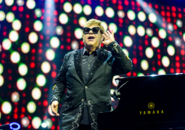 Elton John in Georgia
