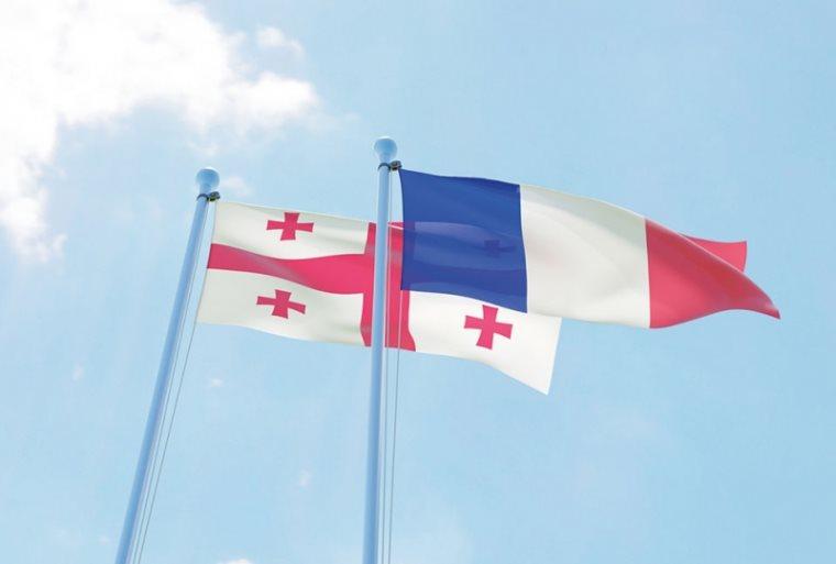 საფრანგეთი და საქართველო