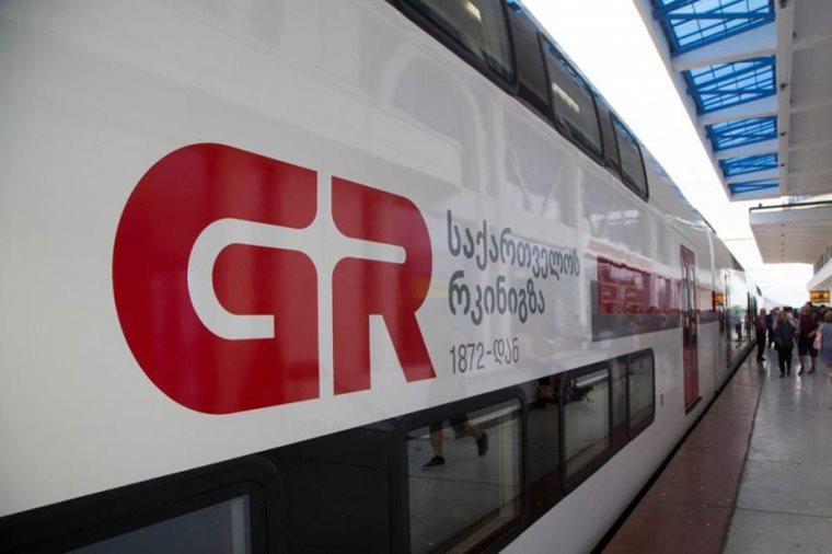 საქართველოს რკინიგზა ბაქო-თბილისი-ყარსის პროექტის ფარგლებში მატარებლის მისაღებად მზადაა