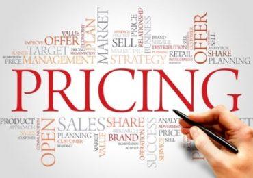 როგორ დავადოთ პროდუქტს ფასი?