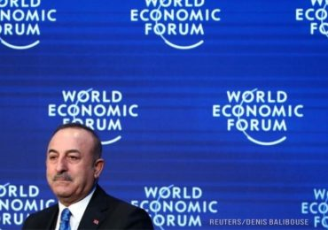 Turkish foreign minister calls for enlarged NATO, Georgia membership