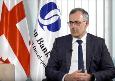 როგორ გავზომოთ ეკონომიკური ზრდა და ინკლუზიურობა - ინტერვიუ EBRD-ის მთავარ ეკონომისტთან