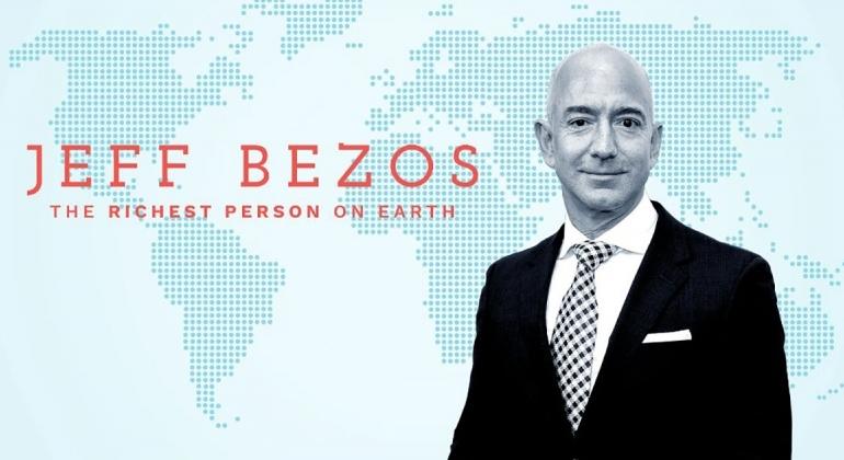 Bezos's new record