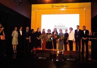 """Veuve Clicquot-ს ჯილდო - """"ოსკარი"""" საქმიანი ქალებისთვის"""