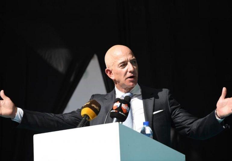 Bezos Pledges $10 Billion - Nearly 10% Of Net Worth - Toward Solving Climate Change