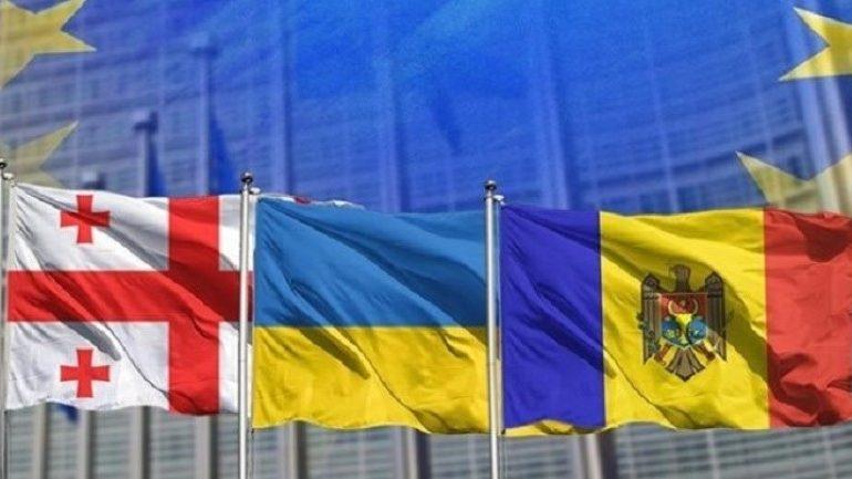 Georgia, Moldova, Ukraine to create 'EU+3' format