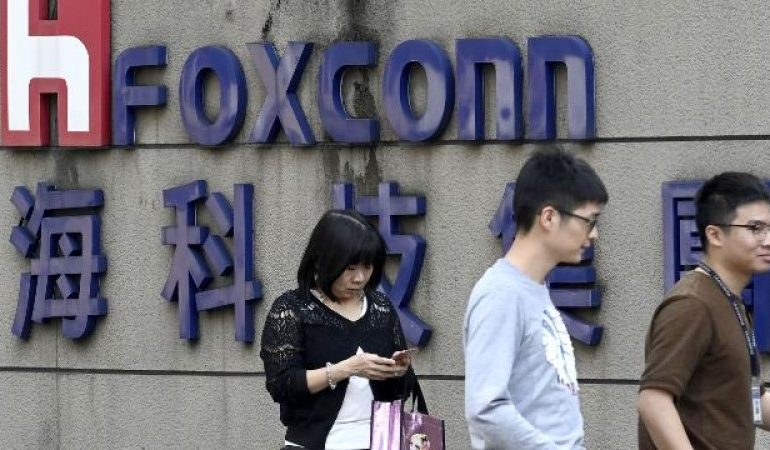 iPhone maker Foxconn is now making a million masks a day