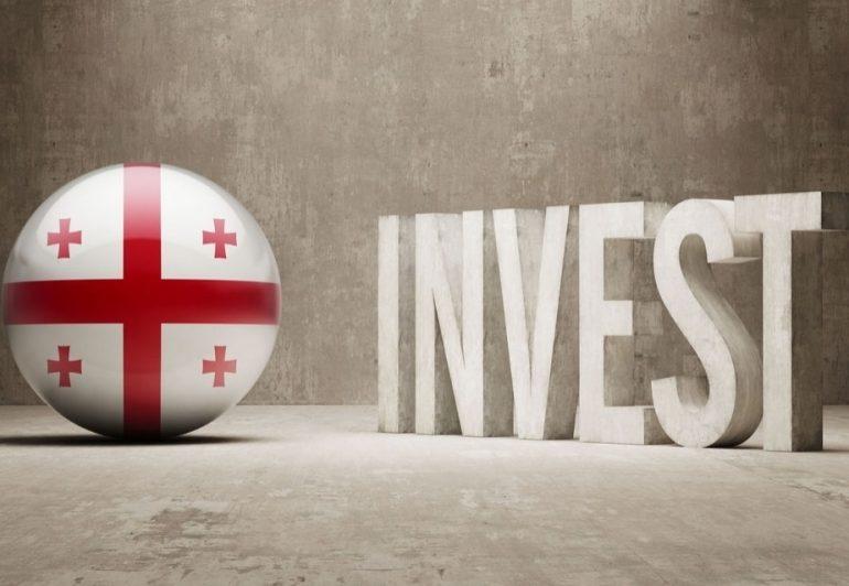 Yatırımların gerçekleşmesi konusu ile ilgili reytingde Gürcistan 47 Yer alıyor