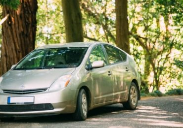 "Toyota-ს გარემოსდაცვითი ხედვა - ""მწვანე"" მანქანა"