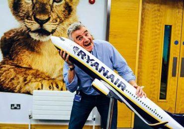 Gürcistan pazarına Ryanair firmasının girip girmeyeceğine dair sorulan soruya şirketin cevabı