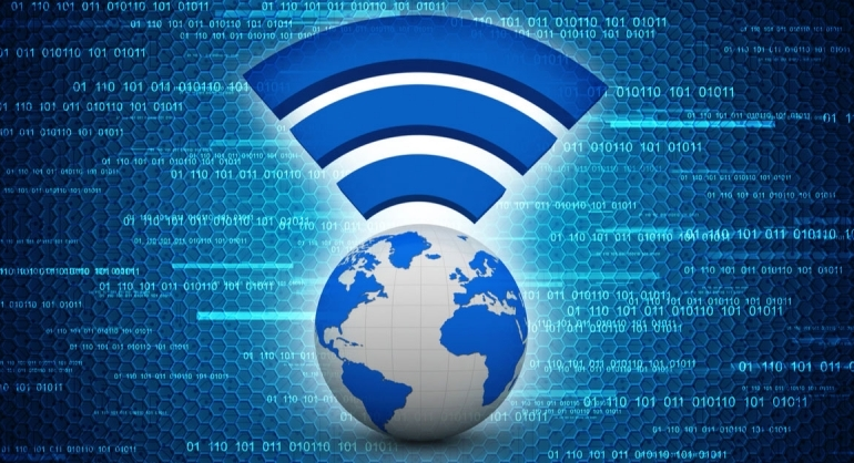 Georgia ranks 77th in the world in terms of internet speed