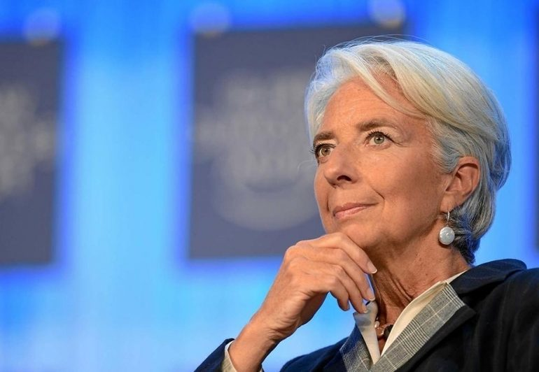 Christine Lagarde Will Visit Tbilisi in May