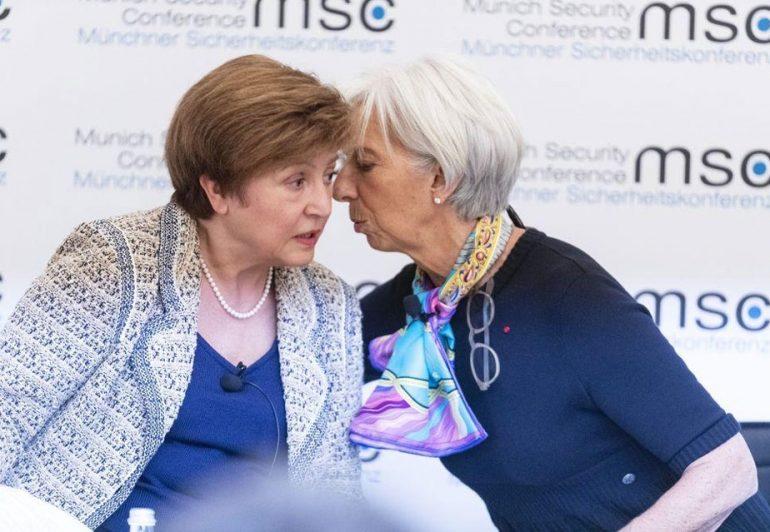 IMF-ს კვლავ ქალი უხელმძღვანელებს - კრისტალინა გეორგიევა ერთადერთი კანდიდატია