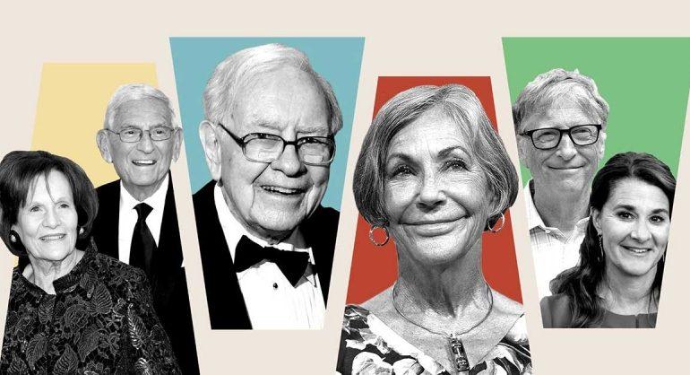 Forbes: 25 ყველაზე ქველმოქმედი ამერიკელი