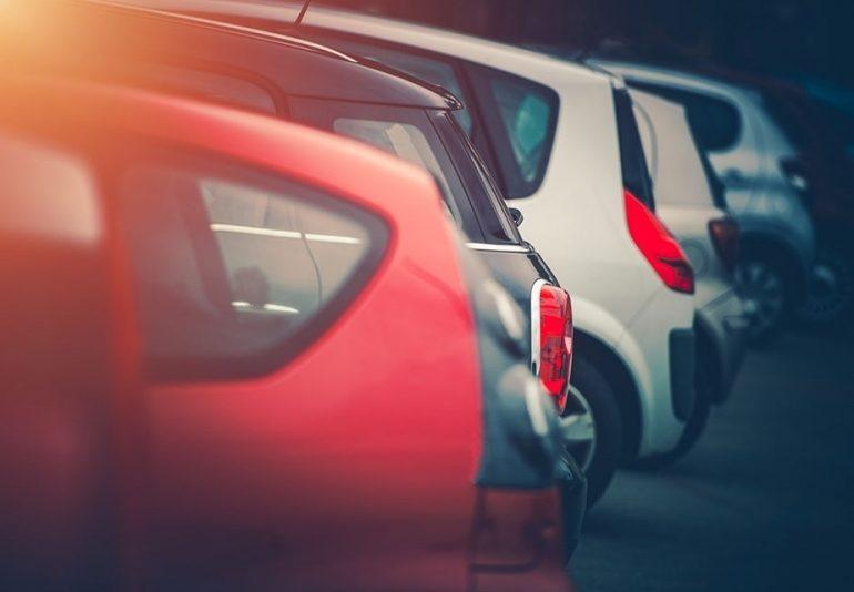 Где больше всех автомобилей