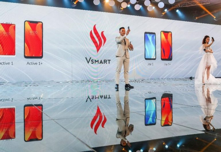 ვიეტნამელმა მილიარდერმა 5G ტექნოლოგიაზე მომუშავე სმარტფონი გამოუშვა