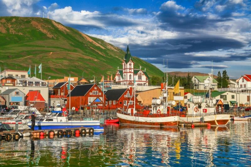 როგორ გამდიდრდა ისლანდია?