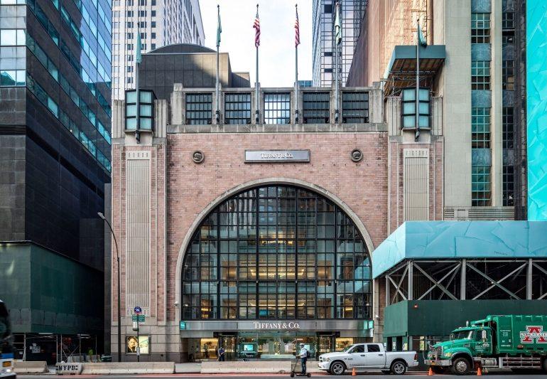 Louis Vuitton-ის მფლობელმა Tiffany-ს $16 მილიარდად შესყიდვა გადაიფიქრა
