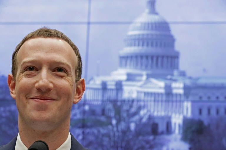 Facebook-ის აქციები 6%-ით შემცირდა