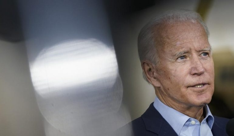 Biden Seizes $141 Million Cash Advantage Coming Into Final Stretch