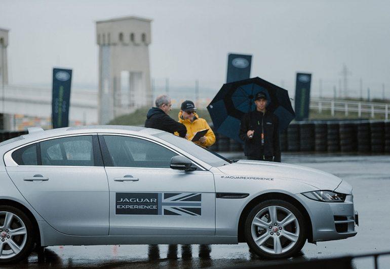 GT მოტორსმა JAGUAR-ისა და Land Rover-ის მომხმარებლები მასშტაბური ღონისძიების ფორმატში შეკრიბა