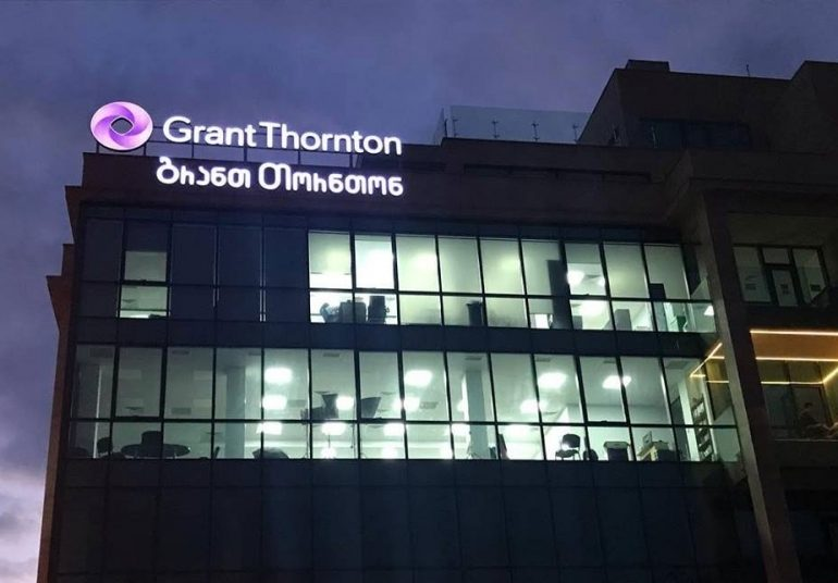 Grant Thornton holds regional conference in Batumi