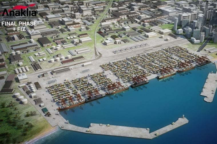 SSA Marine will be the terminal operator and one of the investors of Anaklia Port