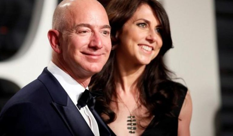MacKenzie Scott donates $1.7 billion of her wealth since split with Jeff Bezos