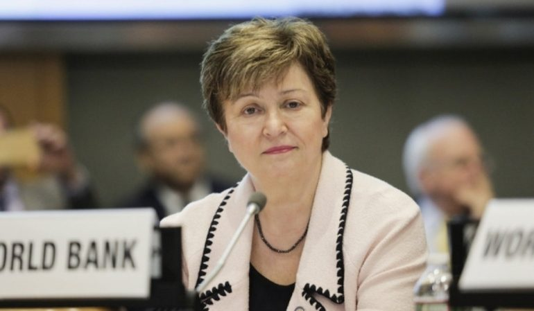 A GLOBAL CRISIS LIKE NO OTHER  NEEDS A GLOBAL RESPONSE LIKE NO OTHER - Kristalina Georgieva
