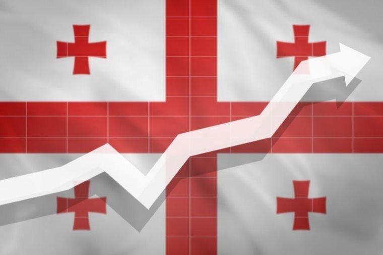 ოქტომბერში საქართველოს ეკონომიკა 5.7 პროცენტით გაიზარდა