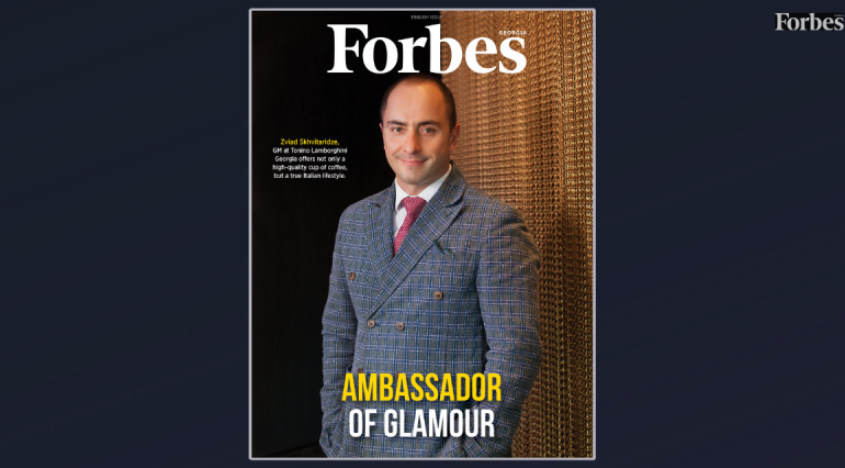 Forbes Georgia in English - Issue #18