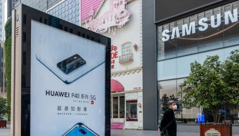 Samsung And Apple Beaten By Huawei In Huge New Smartphone Surprise