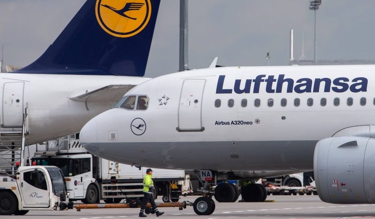 Lufthansa shuts low-cost airline and says aviation won