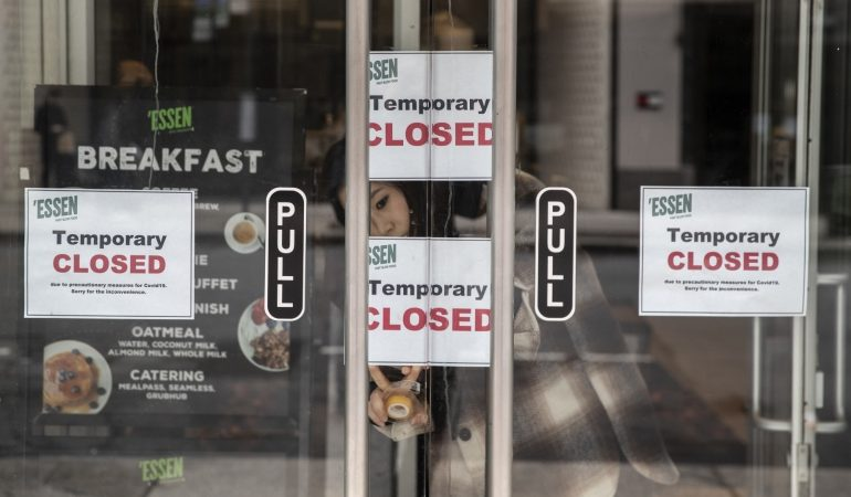 Restaurant Closures May Cost 7.4 Million Jobs, Report Says