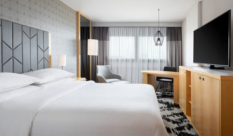 Marriott International Notifies Guests of Property System Incident