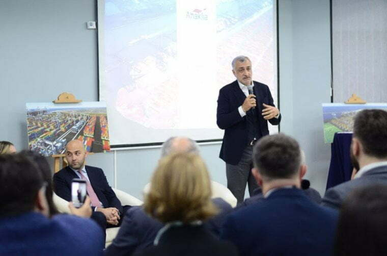 Anaklia Deep Sea Port: Projects Implemented And Future Plans