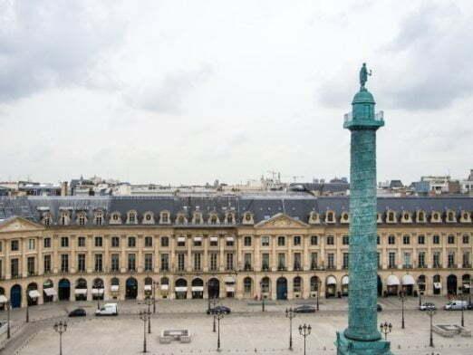 Ritz Paris–ის ისტორია