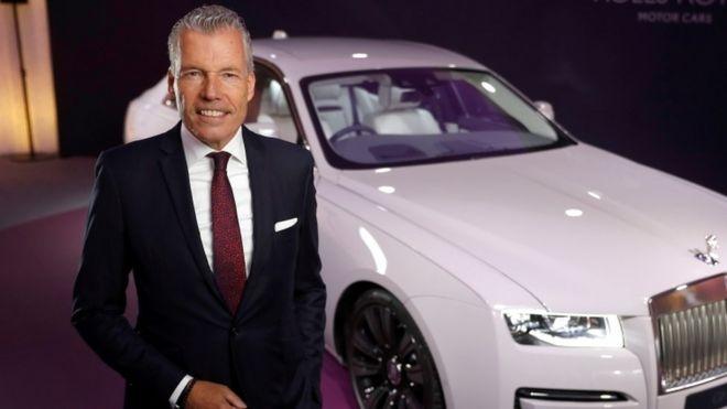 BBC: Rolls-Royce launches £250,000 car as demand rebounds