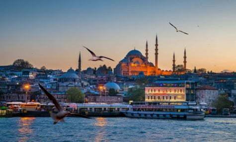 წელს თურქეთში ტურისტების რაოდენობა მნიშვნელოვნად შემცირდა