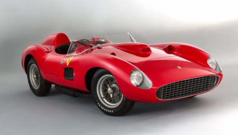 პარიზის აუქციონზე Ferrari რეკორდულ ფასად გაიყიდა