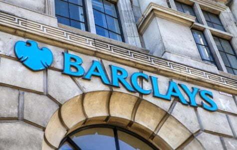 Barclays-მა 72 მილიონი გირვანქა სტერლინგის ოდენობის ჯარიმა გადაიხადა