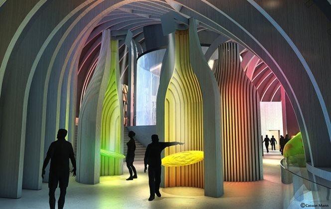 ვაზის Guggenheim-ი